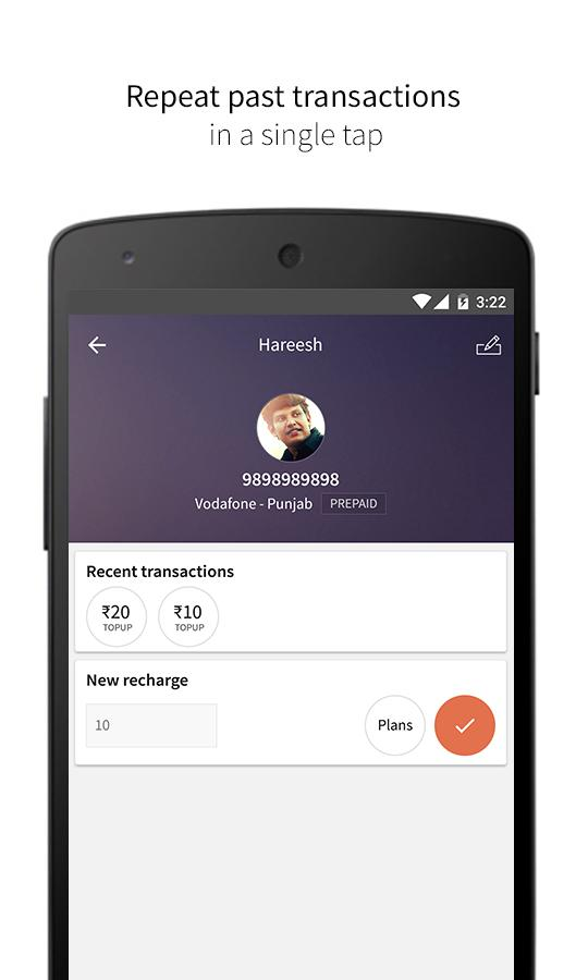 Mobile Recharge & Wallet for Android - APK Download