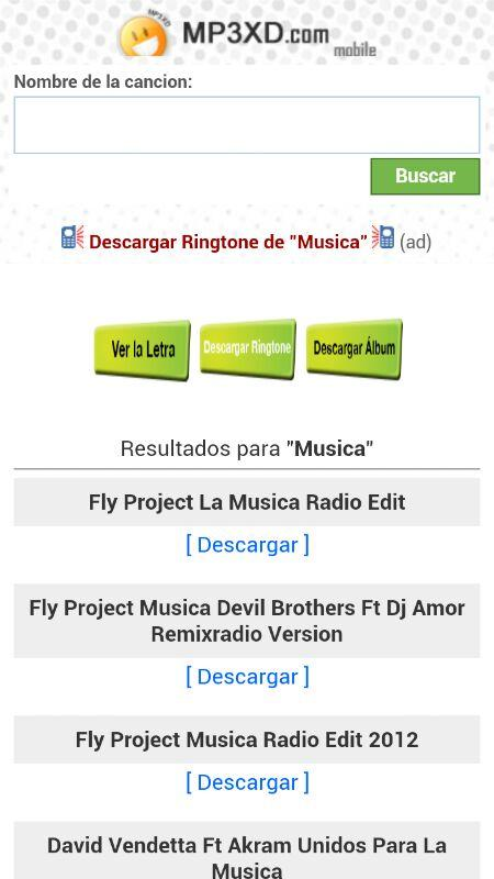 Mp3xd Descarga mp3