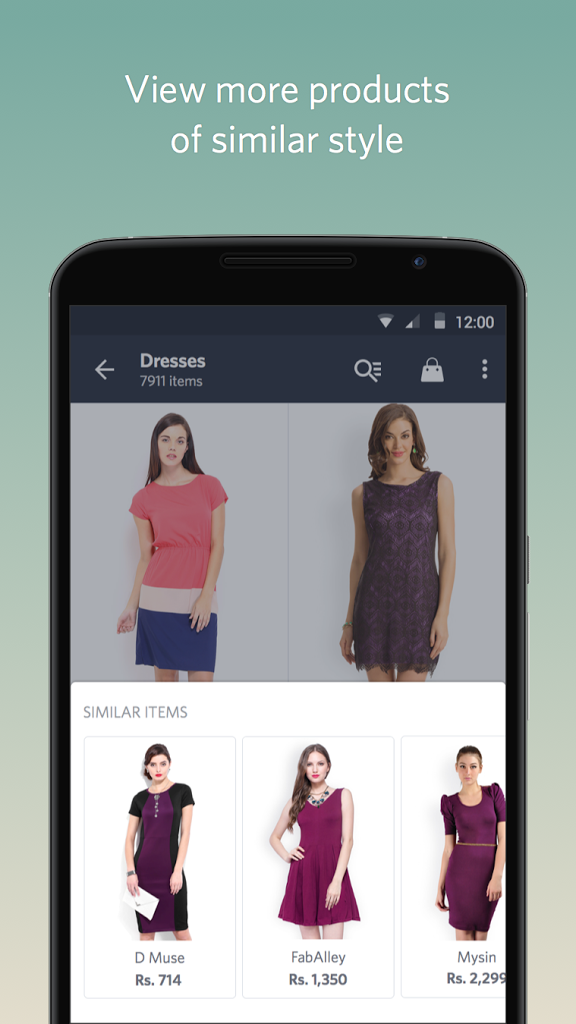 Myntra Online Shopping App For Android Apk Download