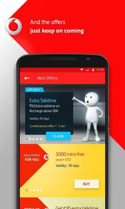 MyVodafone (India) for Android - APK Download
