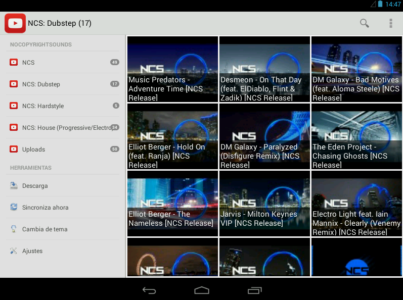 NCS | NoCopyrightSounds for Android - APK Download