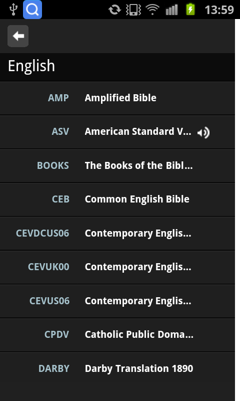 New King James Version Bible for Android - APK Download