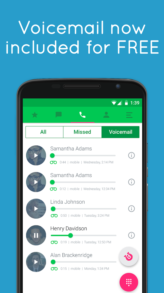 Nextplus Free SMS Text + Calls for Android - APK Download
