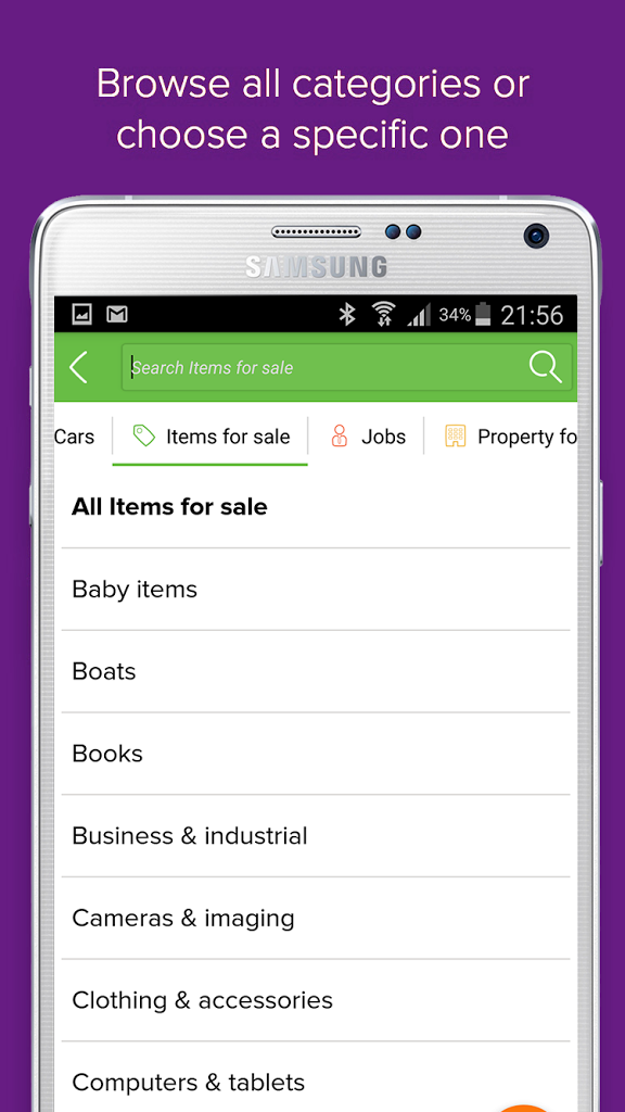 OLX Arabia for Android - APK Download
