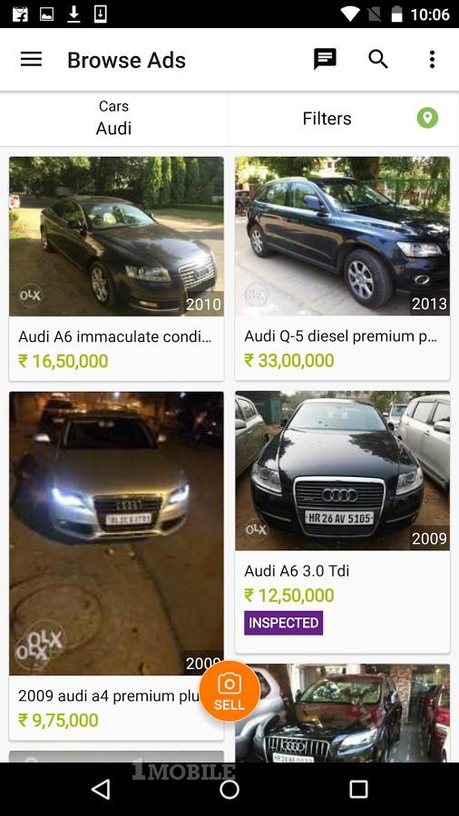 OLX Local Classifieds for Android - APK Download