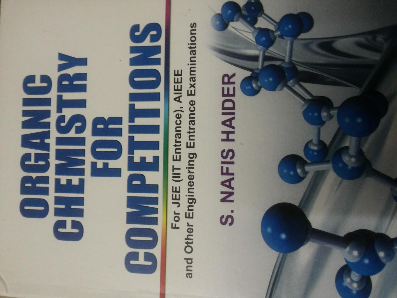 Organic Chemistry Nafis Haider