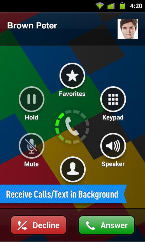 PHONE for Google Voice & GTalk for Android - APK Download