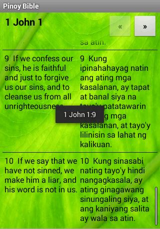 Pinoy Tagalog Bible