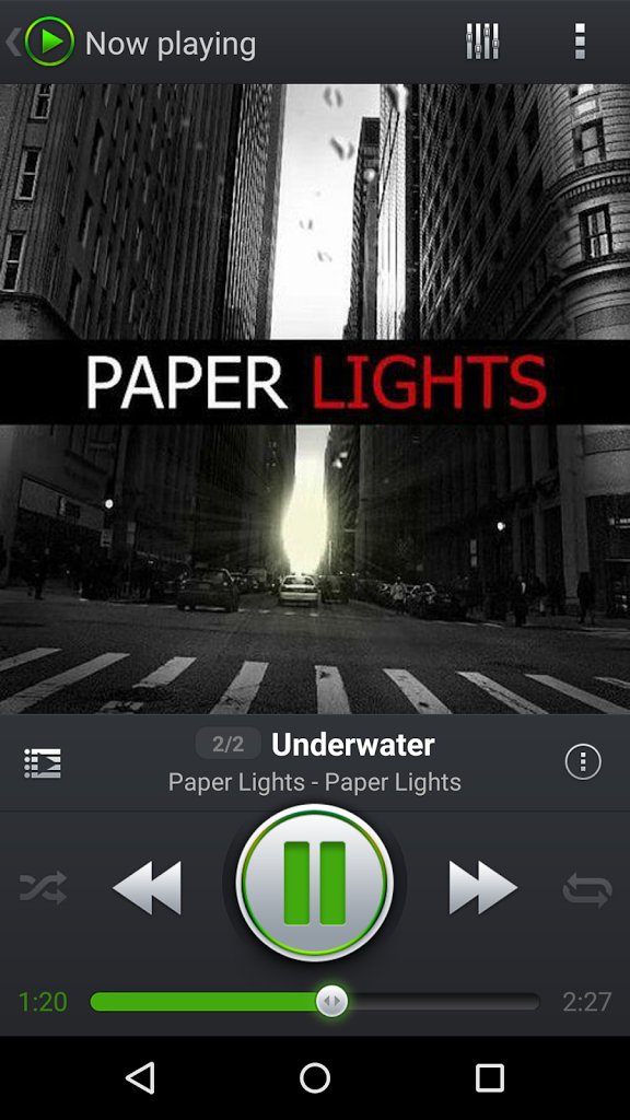 PlayerPro Music Player Trial for Android - APK Download