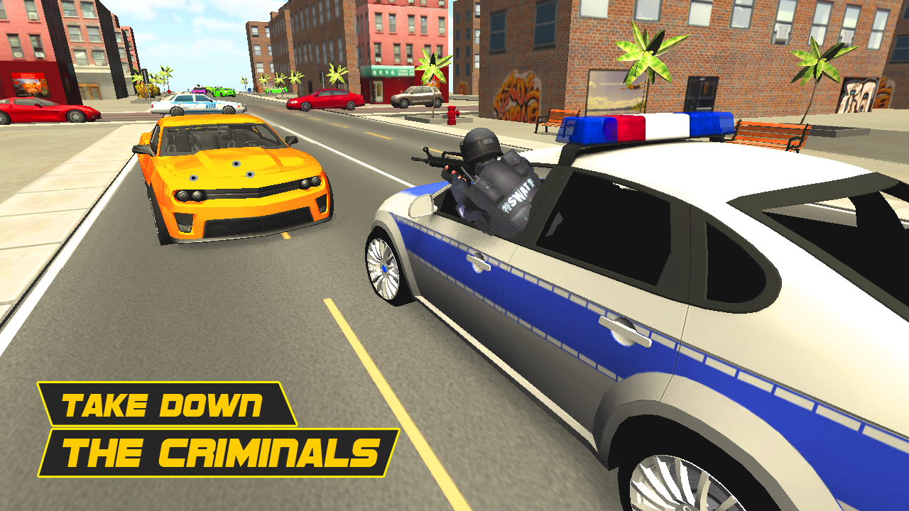 Police Car Chase 3d For Android Apk Download