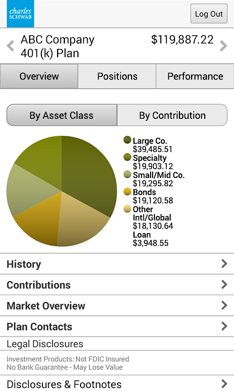 Schwab Workplace Retirement for Android - APK Download