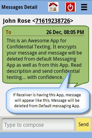App secret android text 7 Best