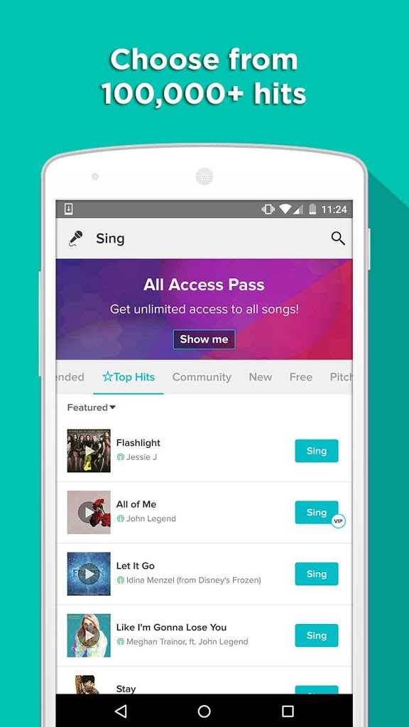 Sing! Karaoke by Smule for Android - APK Download