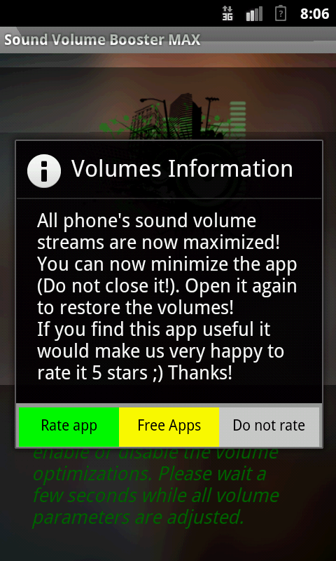 Sound Volume Booster MAX for Android - APK Download