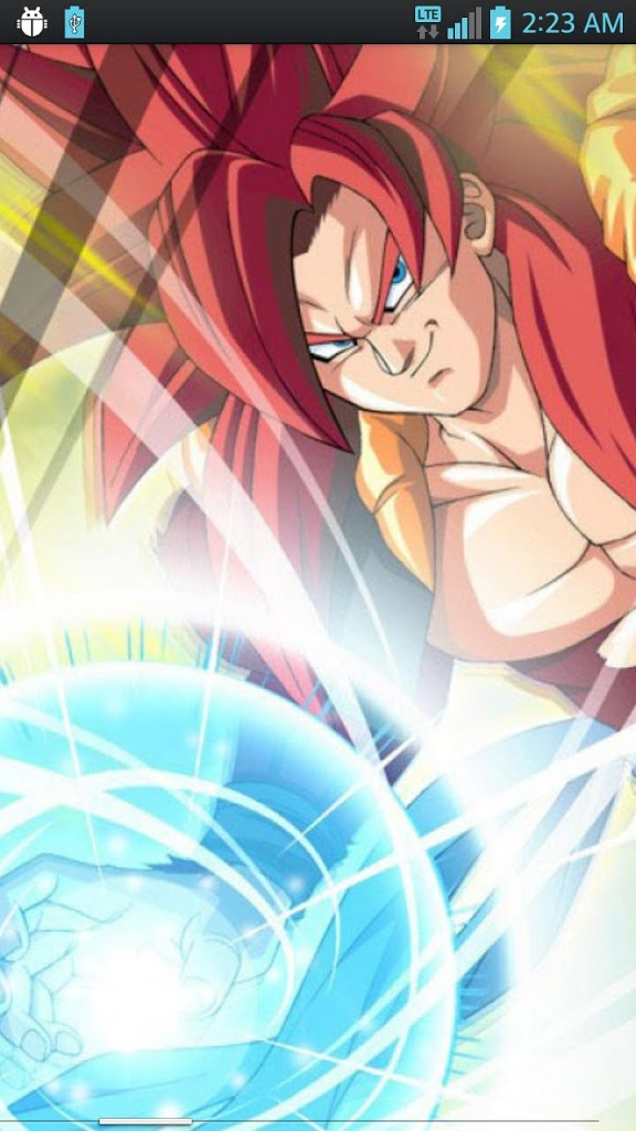 Ssj4 Gogeta Live Wallpaper For Android Apk Download