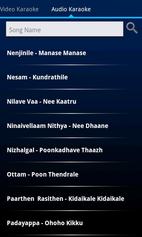 Tamil Karaoke for Android - APK Download