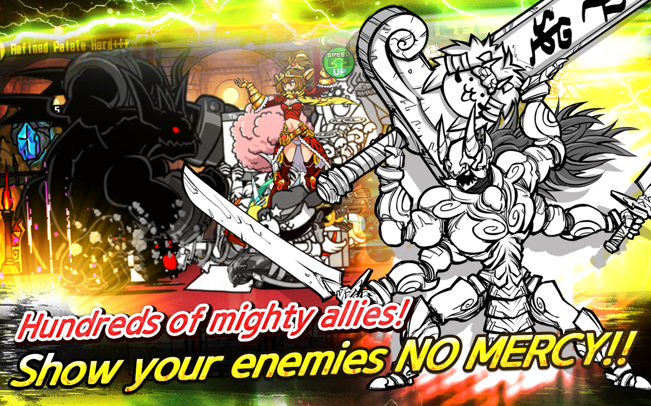 The Battle Cats For Android Apk Download