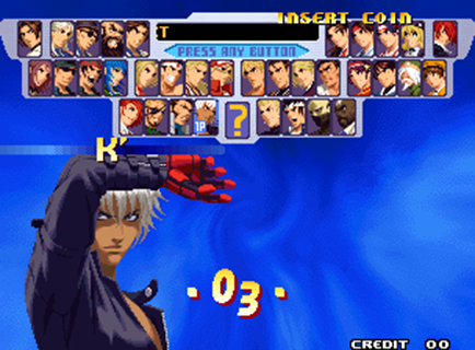 The King Of Fighters 2000 For Android Apk Download