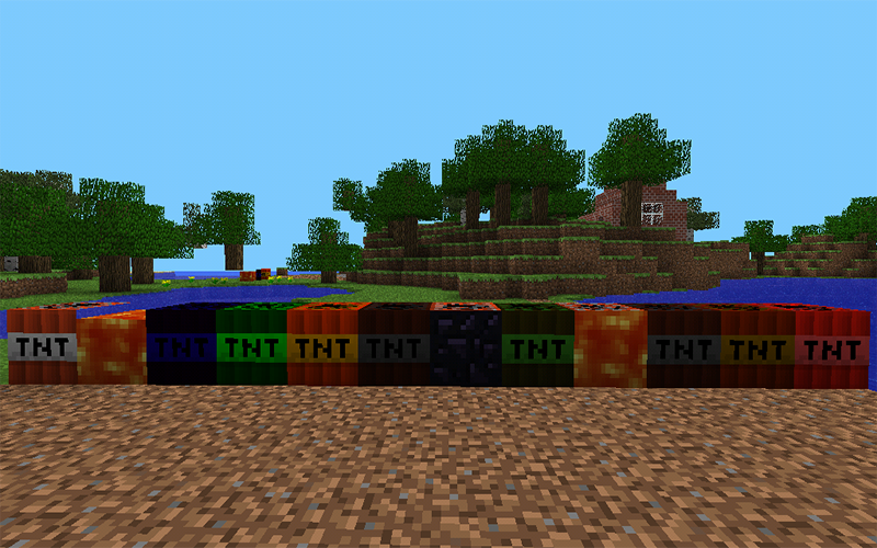 TNT MODS MCPE GUIDE