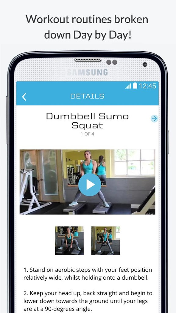 Ultra Fitness - Workouts for Android - APK Download