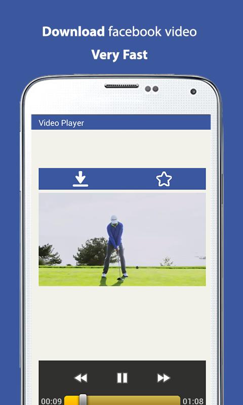 Video Downloader for Facebook for Android - APK Download