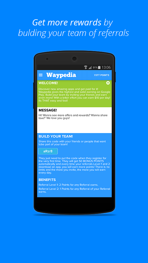 Waypedia - Earn / Make Money for Android - APK Download
