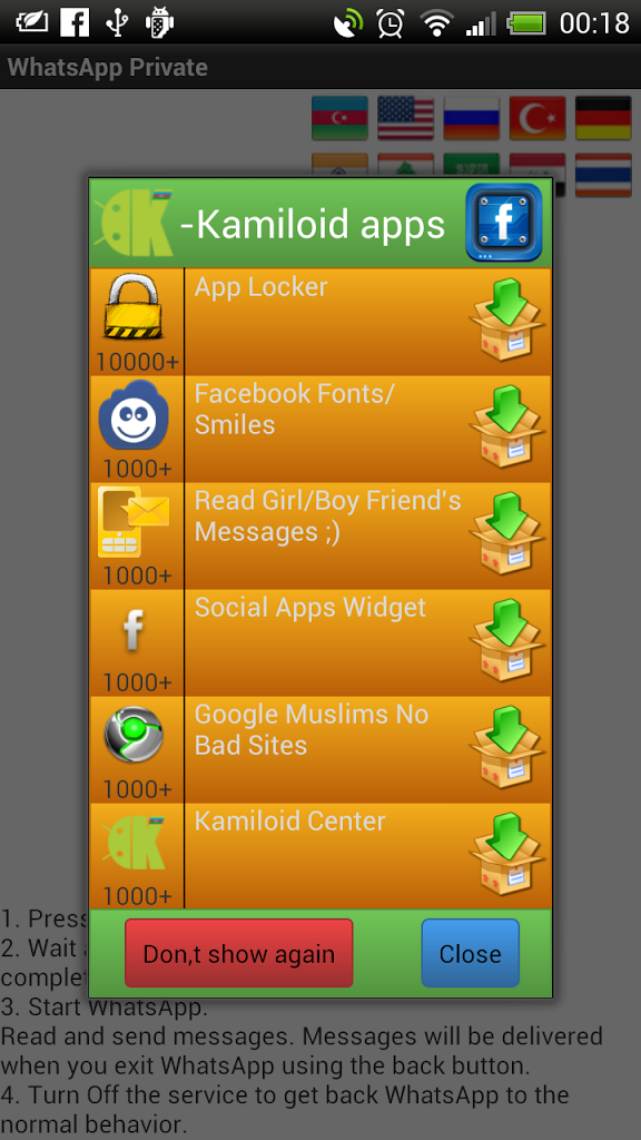 WhatsApp Last Seen Private PRO for Android - APK Download