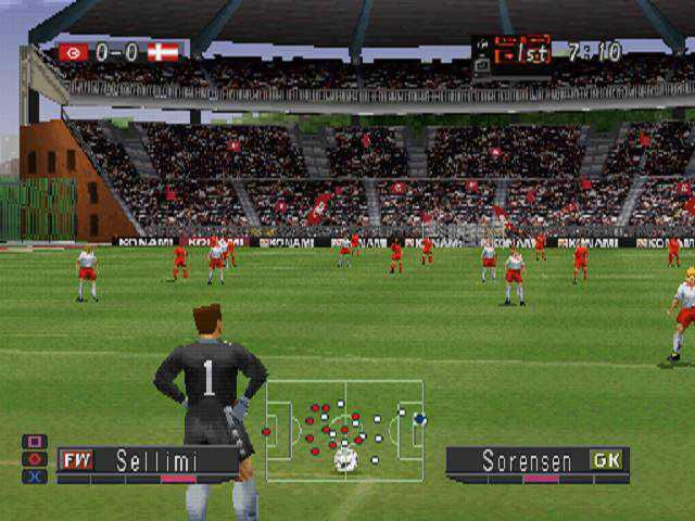 Winning Eleven 2002 Games for Android - APK Download