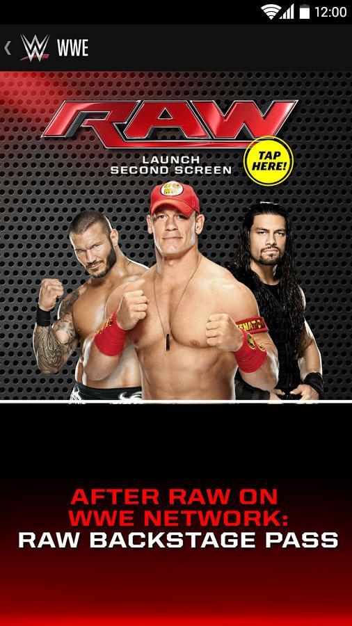 Network download wwe app WWE Network