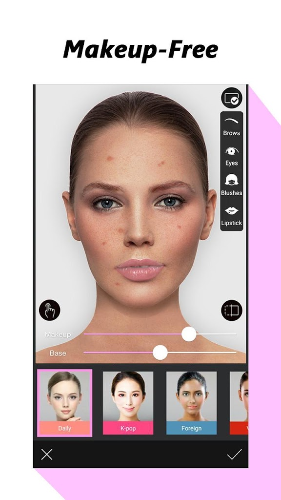 You Makeup - Makeover Editor for Android - APK Download