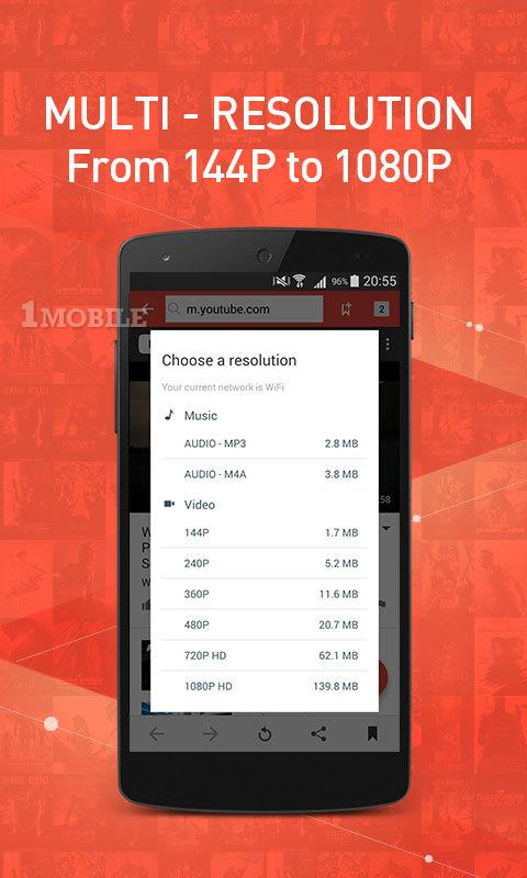 Youtube Video Downloader - SnapTube Pro for Android - APK Download