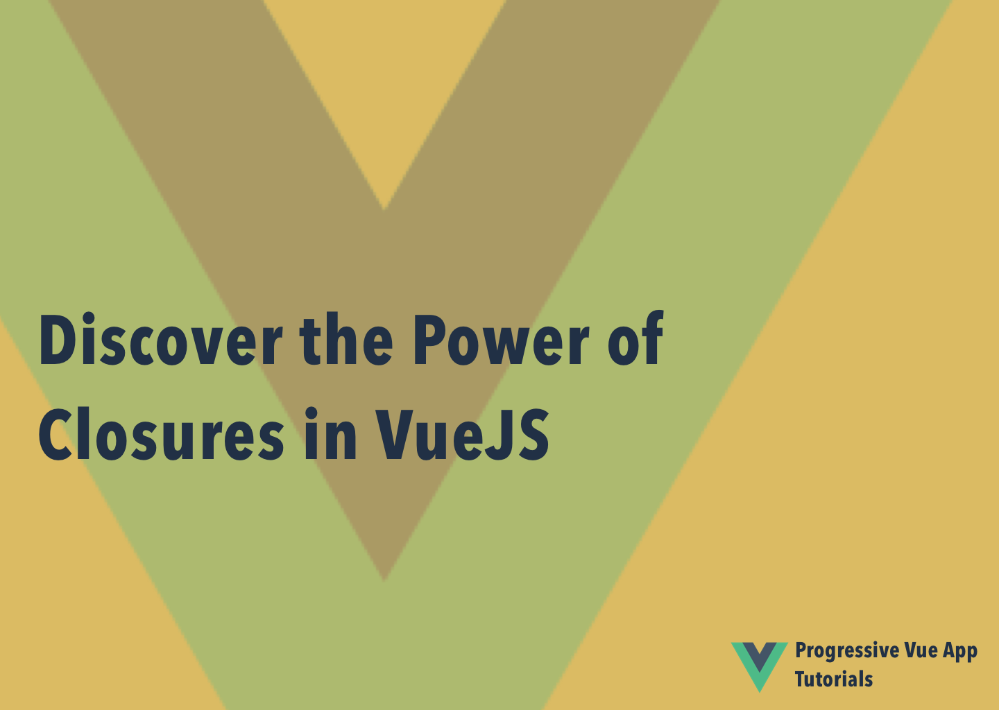 Discover the power of closures in VueJS