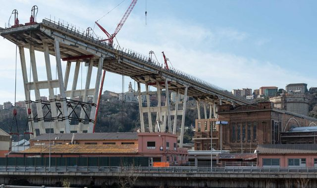 Genova: cosa c'è a sette mesi dal crollo del Morandi
