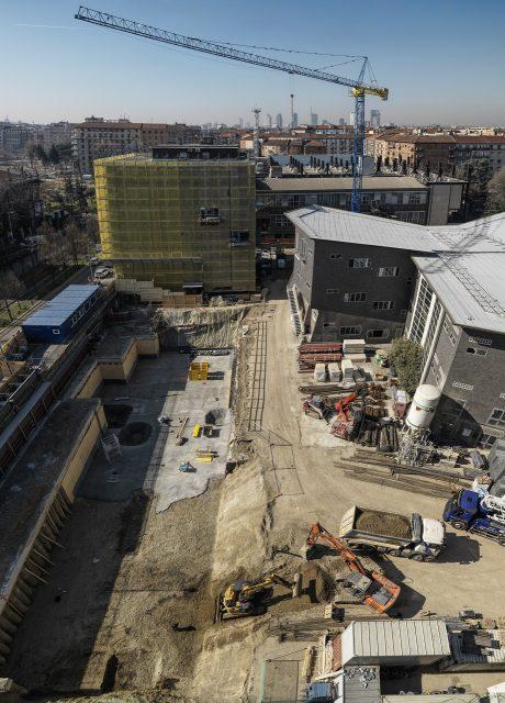 Green, high tech e innovativo: ecco il nuovo campus del Politecnico di Milano