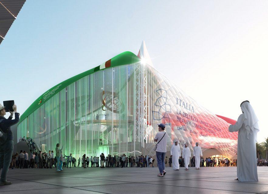 Padiglione Italia per Expo Dubai 2020: vince Carlo Ratti Associati