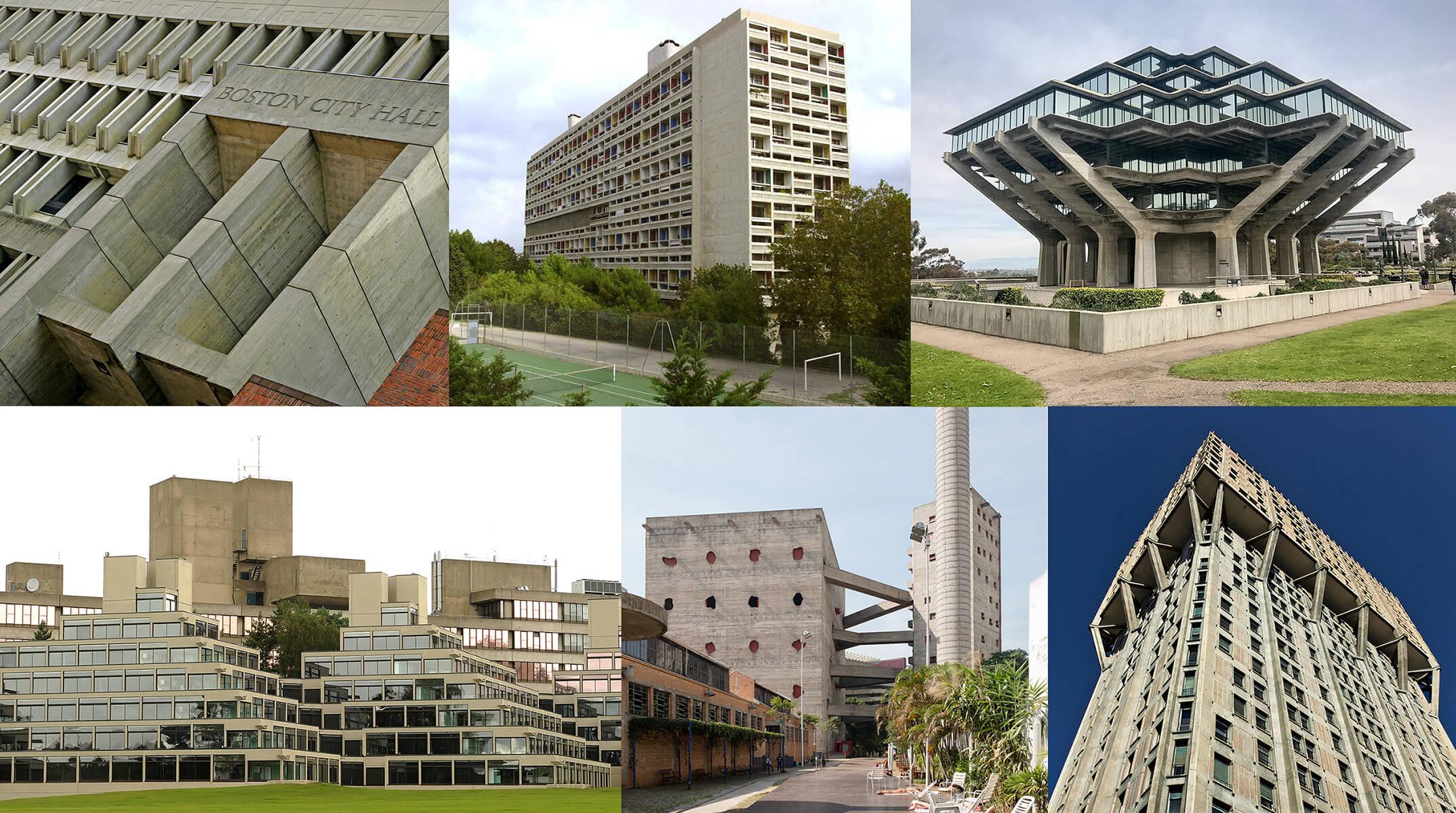 Lavorare In Australia Come Architetto architettura brutalista, 10 e più icone in una gallery