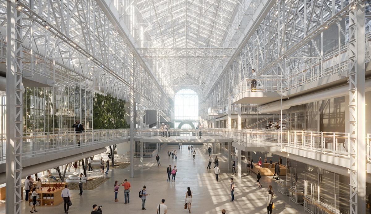 Renzo Piano Nato A renzo piano building workshop a mosca per il nuovo ges-2