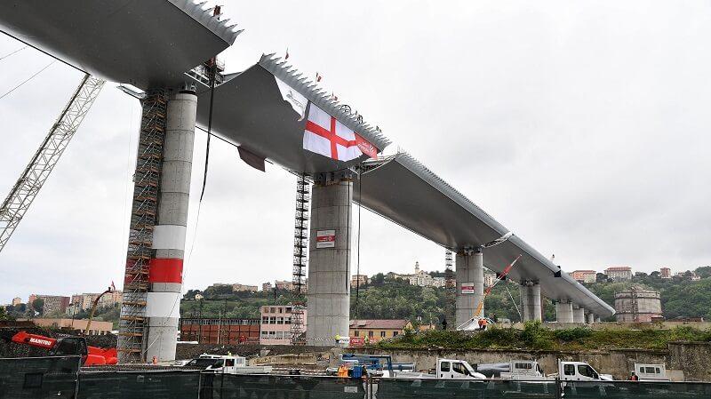 Ponte per Genova: focus su calcestruzzo e casseforme