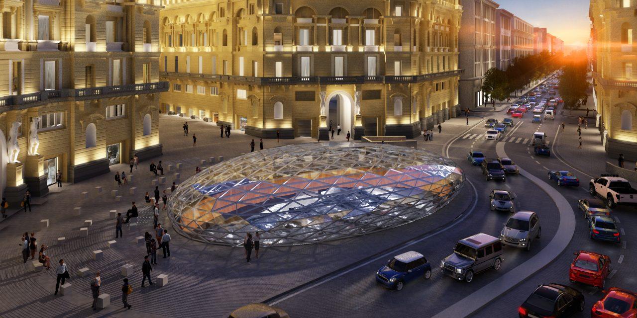 A Napoli atterra Fuksas con il progetto della stazione Duomo