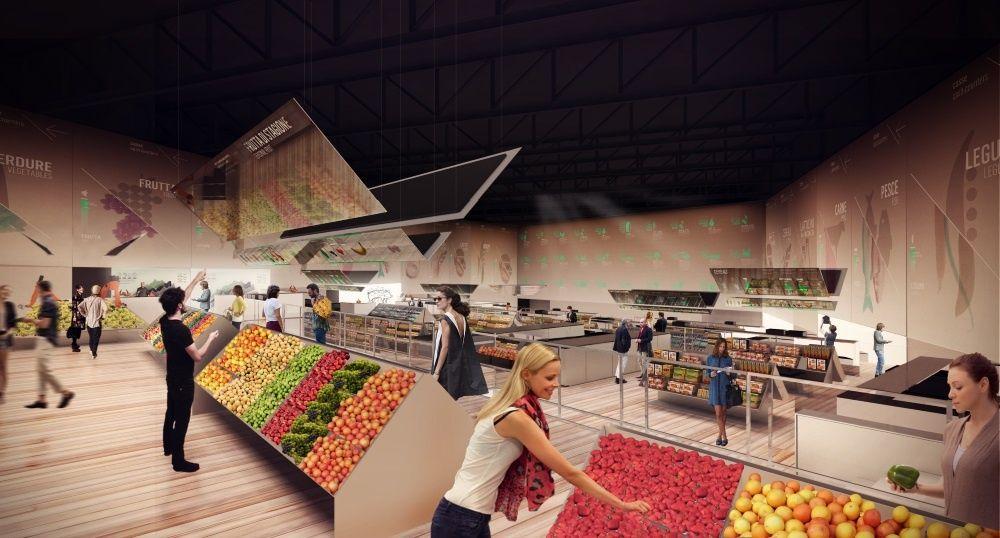 Expo 2015: il Future Food District di Carlo Ratti associati