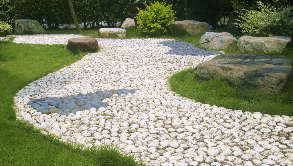 Super Progettare giardini e terrazze: le pavimentazioni in pietra AE89
