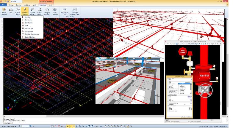 Software Progettazione Degli Impianti Antincendio Cpi Win