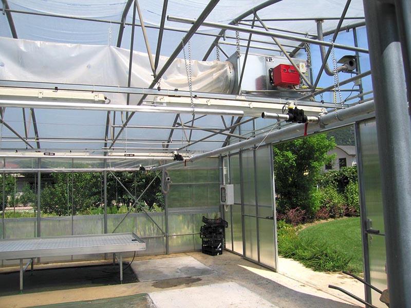 Sistemi Di Riscaldamento Ad Aria Calda.Riscaldamento Diretto Radiatori A Gas E Generatori Di Aria