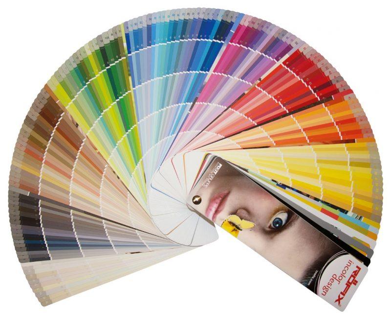 Colori Per Interni Röfix Presenta La Nuova Mazzetta
