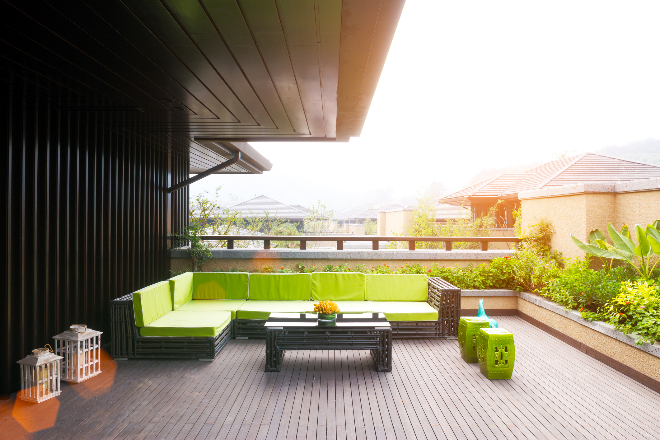 Recinzioni Plastica Per Giardino.Recinzioni Per Giardini E Terrazze Quali Tipi E Quali