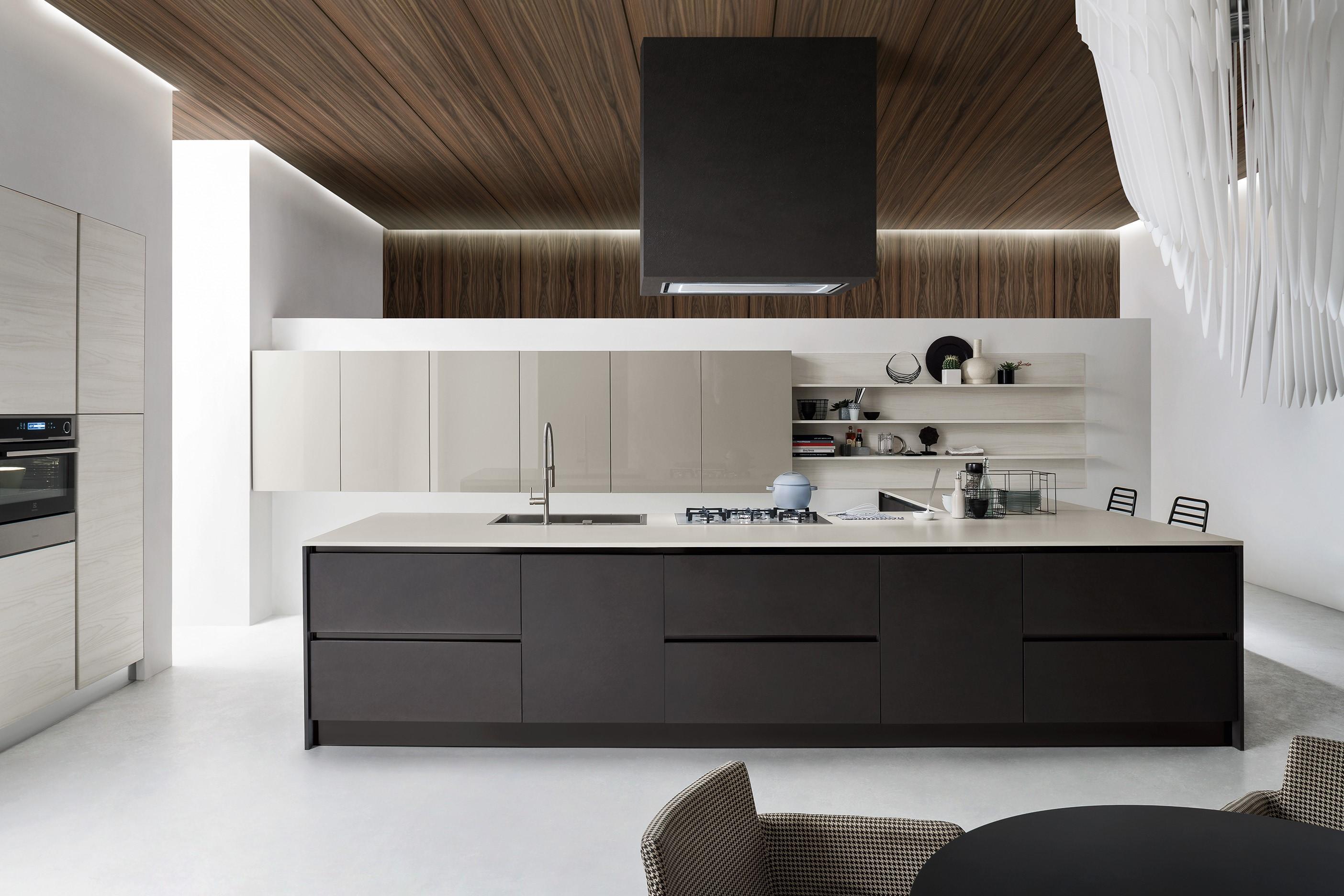 Cucine di design: la qualità e la tecnologia delle proposte Ar-Tre ...