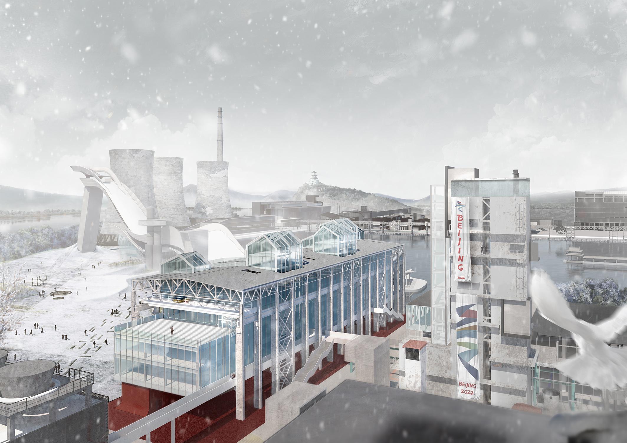Lavoro Per Architetti Torino giochi olimpici 2022: il politecnico di torino vola a