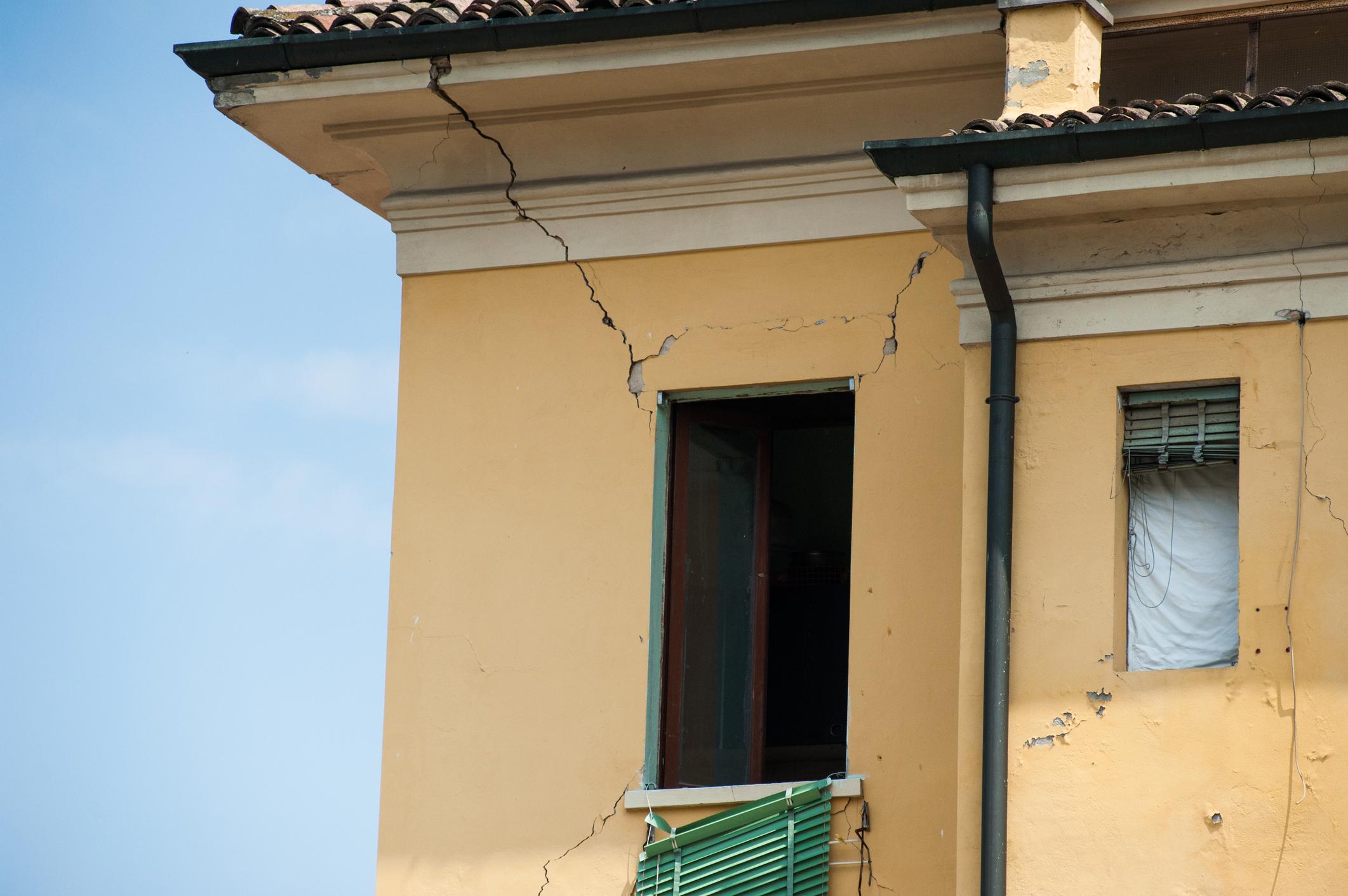 Arco In Muratura Calcolo.Analisi Del Danno Post Sisma Di Edifici In Muratura Teknoring