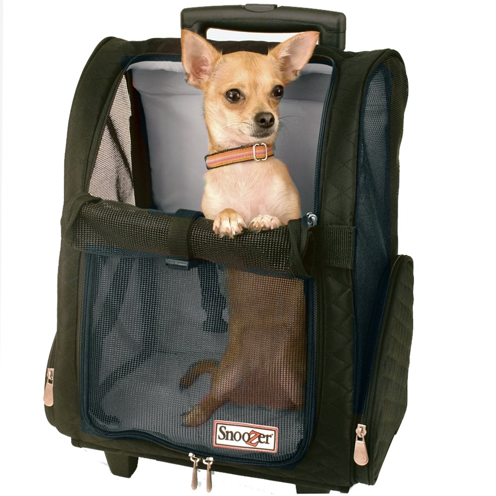 Snoozer Roll Around Travel Dog Carrier Backpack 4 In 11