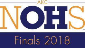NOHS Finals 2018 Logo